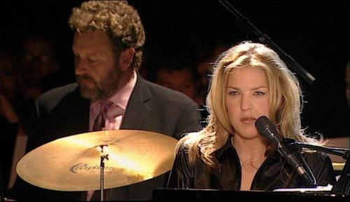 KRALL, Diana, Live in Paris. Super concert donné en 2002 (Smooth Jazz)