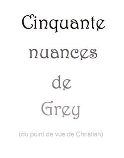 Cinquante nuances de Grey (Christian)
