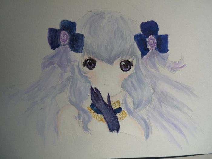 Je me met à la peinture !