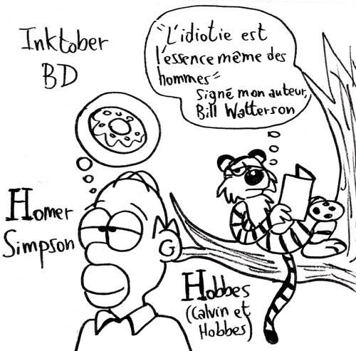 Inktober BD 8