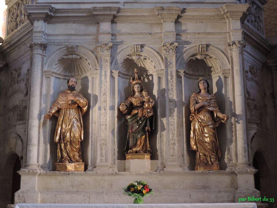 l'Abbaye Saint Pierre de Moissac