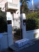 Nice (France): Manifestation contre le 4ème mandat de Bouteflika devant le consulat