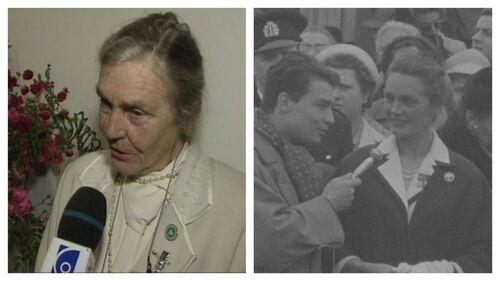 La baronne Lily de Gerlache, grande figure de la résistance, s'est éteinte à l'âge de 96 ans