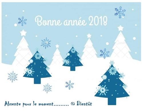 Nouvelle année !!!