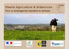 Charte Agriculture & Urbanisme du Finistère - Pour un aménagement équilibré du territoire