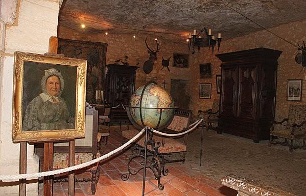 maison forte de reignac -2-
