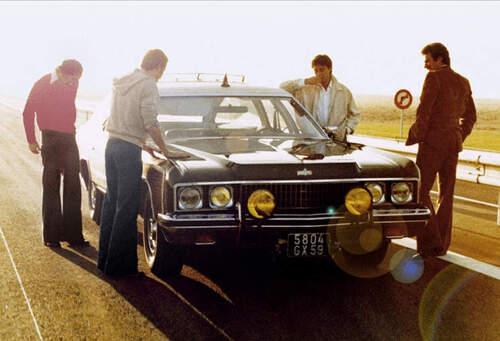 Les voitures et le cinéma en France