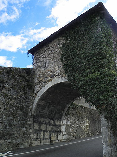 Belley ( la Vieille Porte )