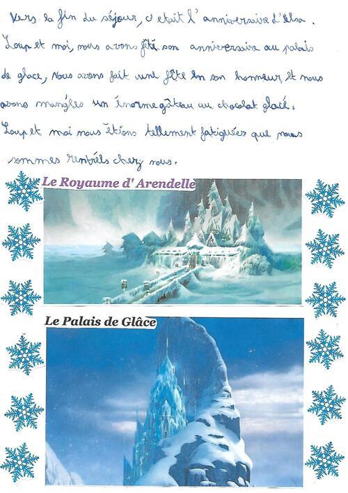 Le royaume de la Reine des neiges : Mindy