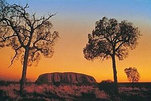 Uluru sunset1141
