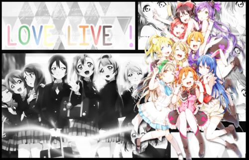 Love live!