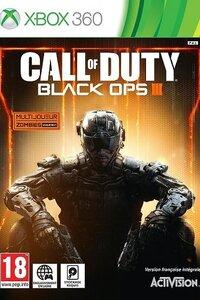 Call of Duty: Black Ops III déploie les joueurs dans un futur où la biotechnologie a engendré un nouveau type de soldats Black Ops. Call of Duty: Black Ops III sur PlayStation 3 et Xbox 360 contient uniquement deux modes : le Multijoueur et le mode Zombies, pour offrir aux fans une expérience multijoueur complète, et une toute nouvelle aventure Zombie dans une ambiance de film noir.  -----  Editeur(s) / Développeur(s) : Beenox Studios | Treyarch | Activision Sortie France : 06 Novembre 2015 Genre(s) : FPS Thème(s) : Futuriste Classification : +18 ans