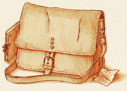 La sacoche de Chayma