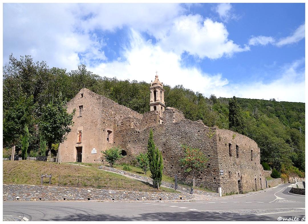 Couvent de Saint-Antoine - Corse