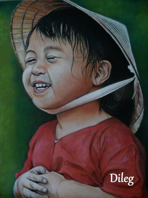 Vietnam, le fou rire
