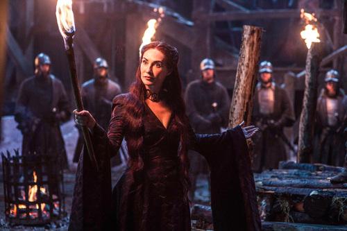 Sombre Mélisandre (spoiler saison 5)