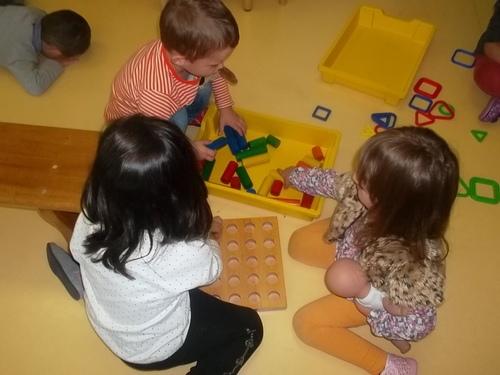 Nos tiroirs Montessorie