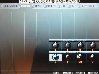 Réglages Pianos // souhait de Mysterio
