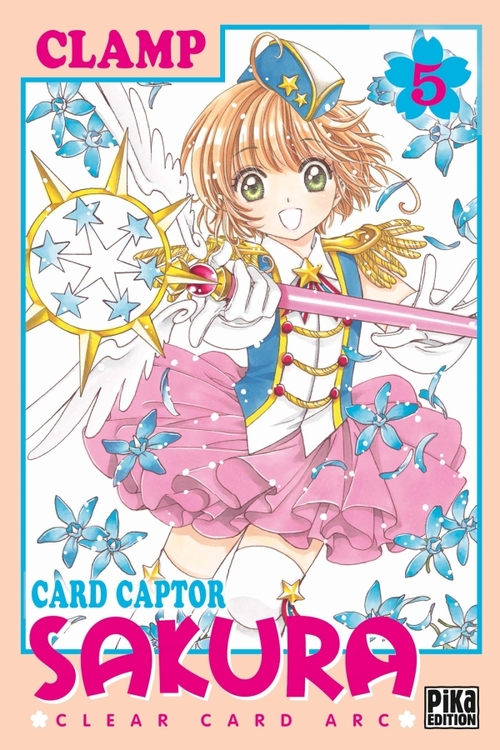 Card captor Sakura - clear card arc - Tome 05 - Clamp