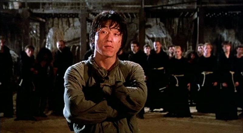 Critique : Mister Dynamite, de Jackie Chan