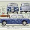 MG Magnette ZB Varitone 1956-58