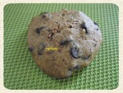 Cookies spéculoos et pépites chocolat
