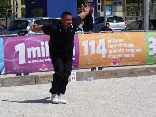 National Mouans Sartoux  1er et 2 Juin 2013