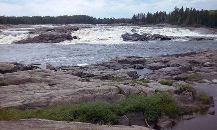 Meine Reise durch Québec: Tag drei - von Mistissini nach Dolbeau-Mistassini