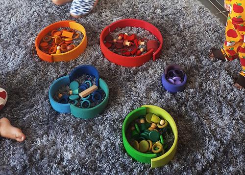 Les jouets Grapat : naturels, minimalistes, qualitatifs