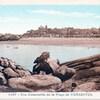 plage de trégastel années 20 ou 30