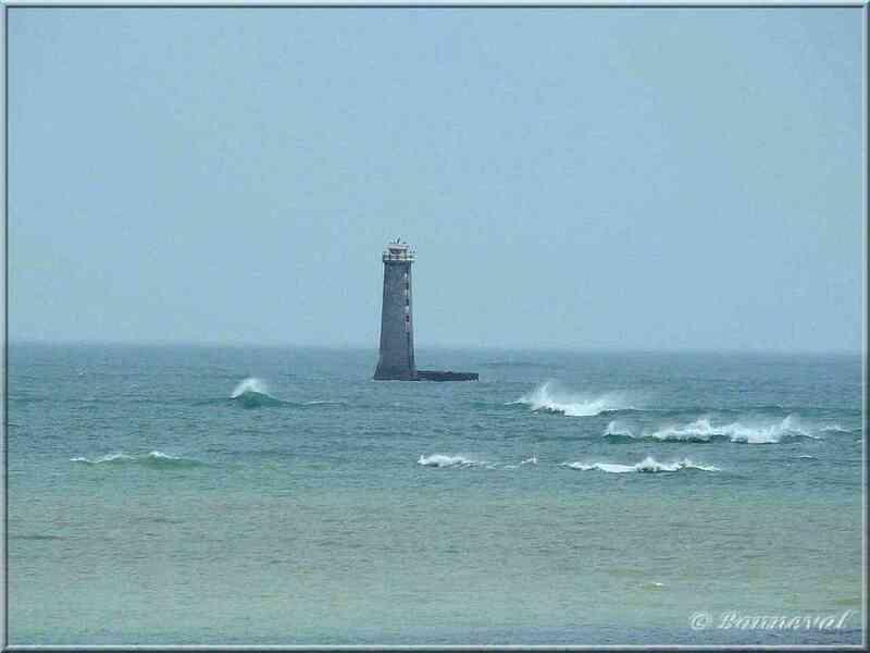 Une Lumière dans la Nuit Phare des Baleineaux Ile de Ré