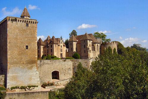 La Vivre de Couches (Saône-et-Loire)