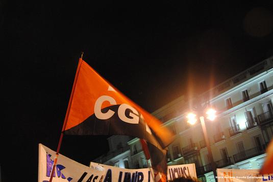 Fabrice Angeï (CGT): «Les minoritaires sont en réalité au gouvernement»