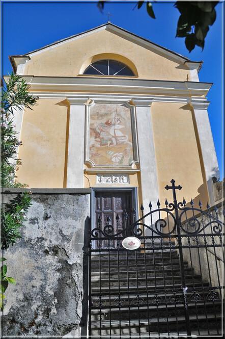 Italie, les 5 Terres : Levanto, oratorio San Giacomo
