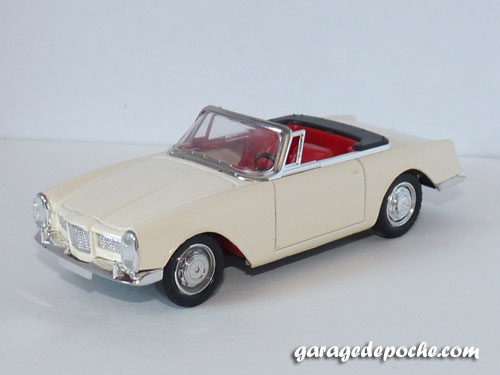 Facel Vega 2 décapotable 1962