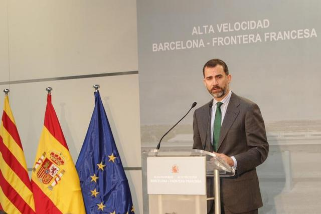 Felipe inaugure