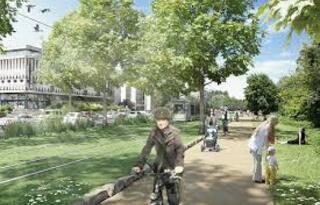 Wolu1200 : Recours des riverains du boulevard de la Woluwe