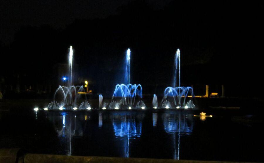 un soir à Lunéville  (dept 54)