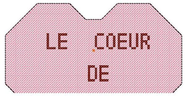 SAL COEUR ETAPE 2