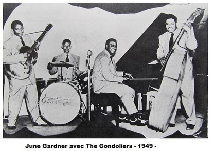 GENTLEMAN JUNE GARDNER