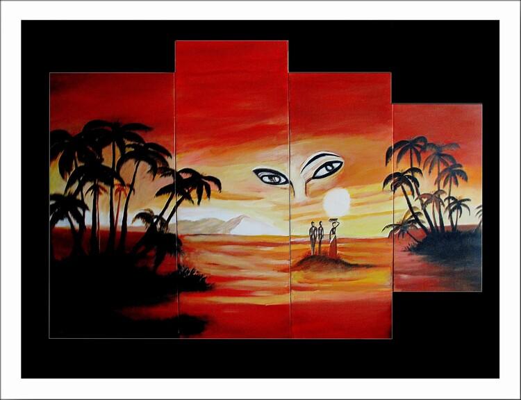 Les yeux du desert