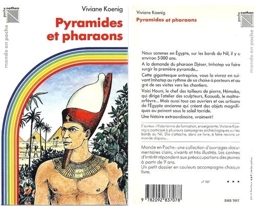 Pyramides et Pharaons (Viviane Koenig)