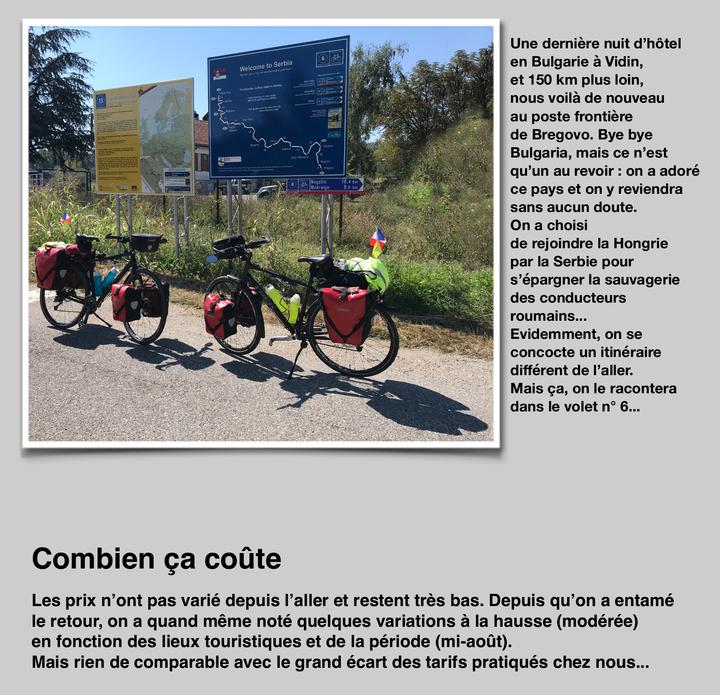 2018 - Retour de Mer Noire à vélo / 1