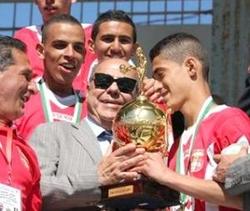 U16  : JSM Béjaia - JS Saoura 3-1  coupe 2013/2014