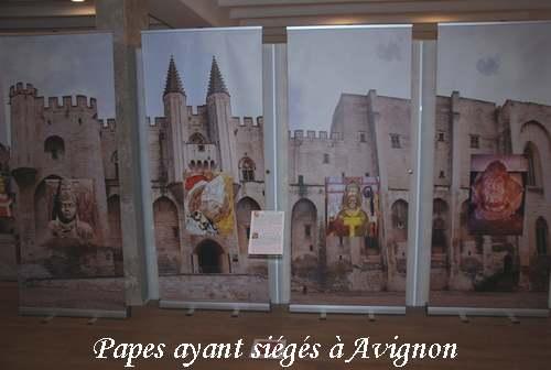 Avignon et le Palais des Papes