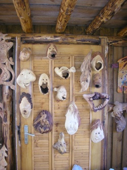 A propos des sculptures d'Hubert Tritschler