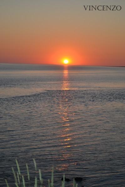 Normandie coucher de soleil 750