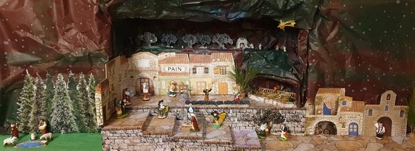 Notre Crèche de Noël