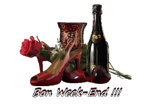 Bon WE !.