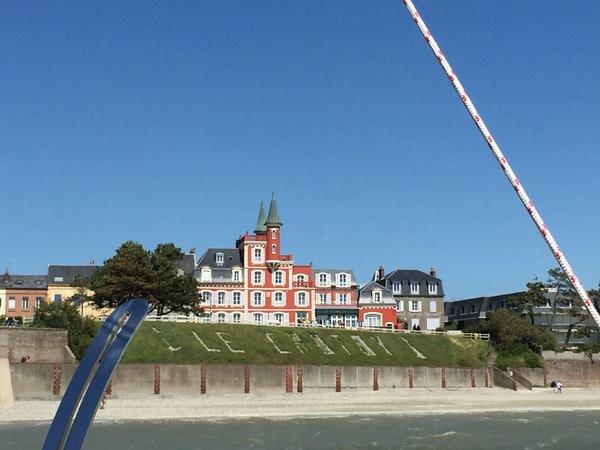 Catamaran en Baie de Somme